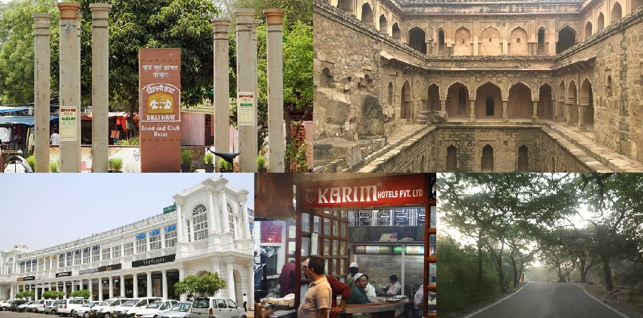 5 awesome locations in Delhi to drive to