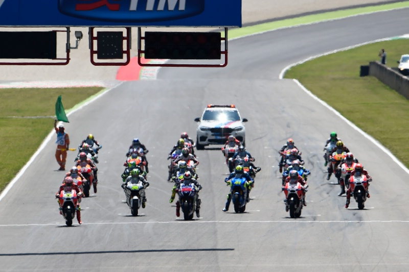 Fit for Speed - Moto GP