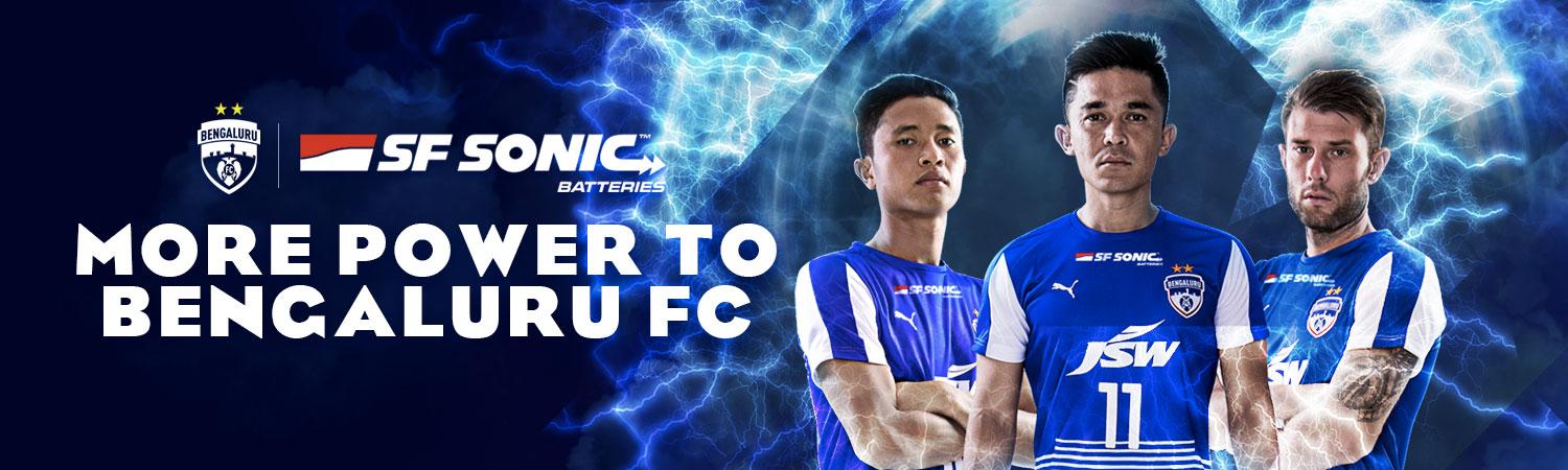 bengaluru fc sponsored by best car batteries in india