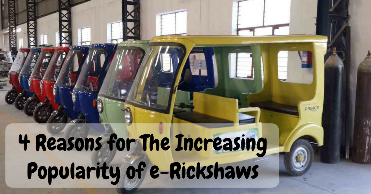 e rickshaw battery manufacturers in India
