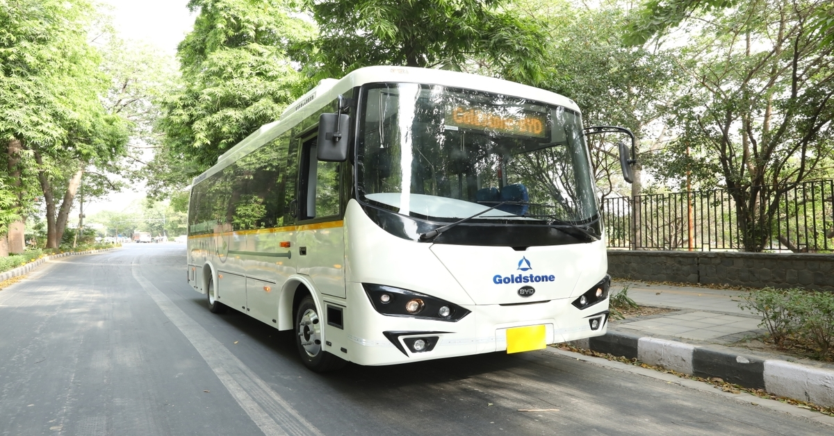 Electric Buses in India